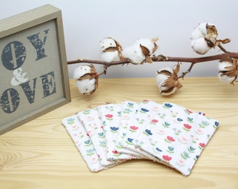 WASHABLE BABY WIPES - organic cotton