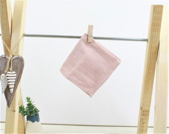 WASHABLE HANDKERCHIEF  - organic cotton