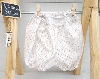 BLOOMER- organic cotton