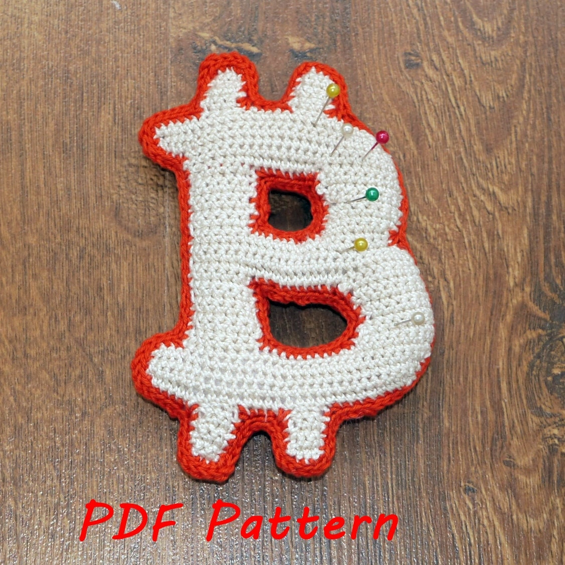 On Sale Crochet Pincushion Pattern Almost Free Crochet Etsy
