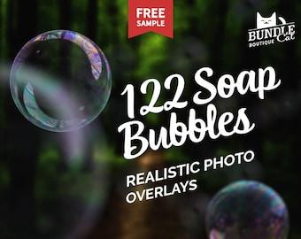 122 Bubble Photo Overlays, Bubbles overlays, Soap bubbles, Bubble overlays, Bubbles overlay, Photoshop bubbles, Soap bubbles overlay