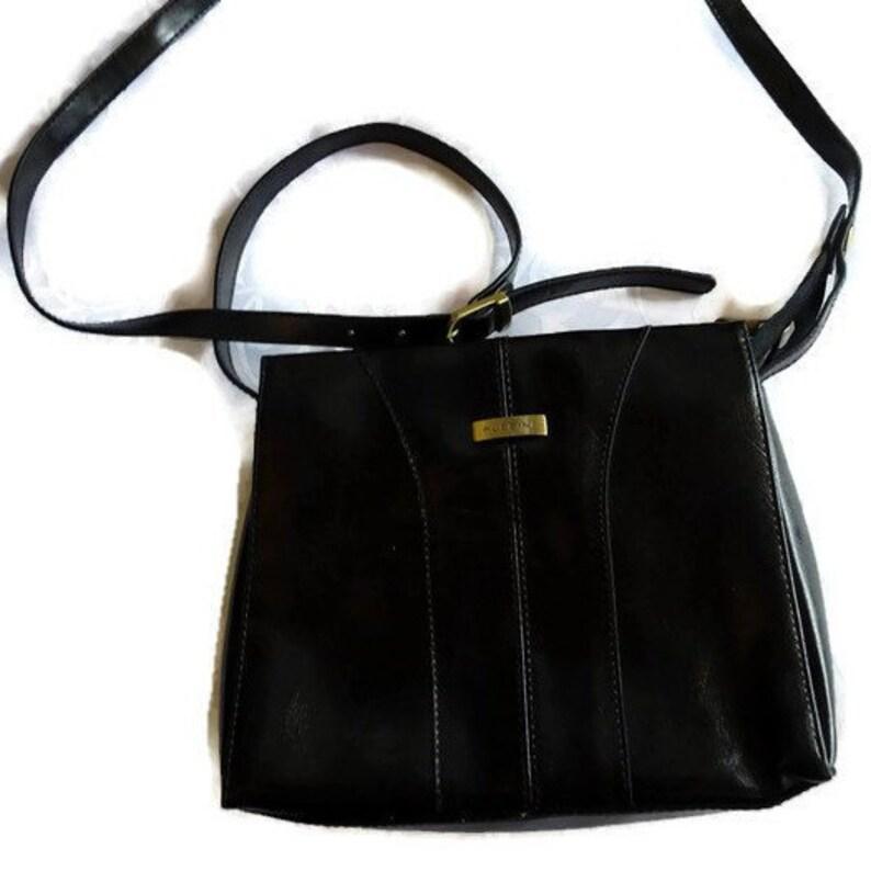 d95c801304 Puccini bag Italian bag Leather handbag Designer bag Vintage