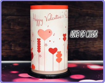 Valentine's Twilight Lanterns 2
