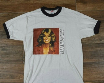 Vintage Charlies Angels KELLY iron on t-shirt heat transfers Jaclyn Smith 1970/'s