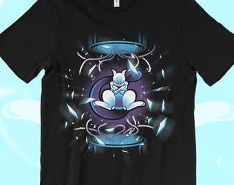 6de2b241 Mewtwo T-SHIRT 'Ultimate Creation' // Pokemon The First Movie // Anime // 90s  Nostalgia // Original 151 // Pokemon Gifts