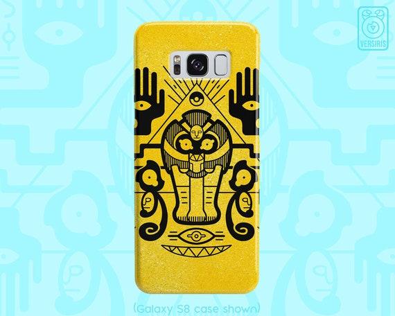 Pokemon (cubone) Galaxy S7 Rubber Case