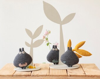 Gugus / creative soft toy / handmade
