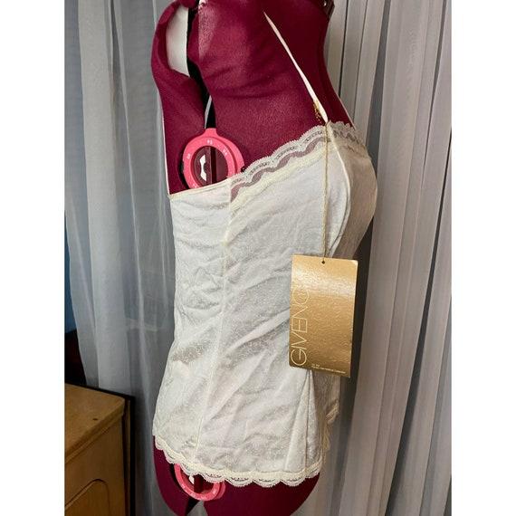 Givenchy underdressings Camisole slip vintage 197… - image 6