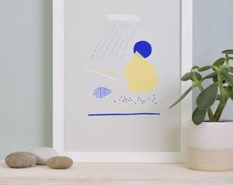 Art print» nature»