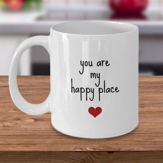 Romantic Gift For Men Valentine S Day Mugs Boyfriend Etsy