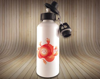 Business BrandedAluminium 600ml Water Bottle