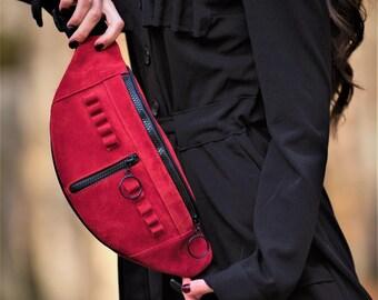Fanny Packs for Women Fashion Waist Pack, Belt Bag Chest Purses Hip Purse Bum Bags, Adjustable Belt Designer Crossbody Shoulder