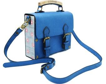 Leather crossbody bags, Women Shoulder Bag, Ladies Satchel Flap-over crossbody Messenger bag, Messenger bags for school, Tote Organizer