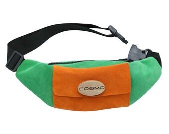 Fanny packs for women, Hands Free Belt Bag, Bum Bag, Belt Bag, Crossbody Bag, Leather Gift for women, Anniversary Gift Gift for her