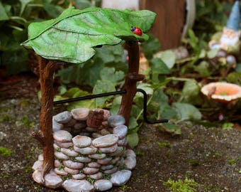 Exceptionnel Fairy Garden Mini Wishing Well  Fairy Garden Ideas, Fairy Garden Supply,  Fairy Garden Furniture, Fairy Furniture, Doll Furniture, Doll Decor