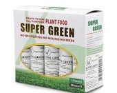 Super Green Fertilizer - Lucky Bamboo Plant Food
