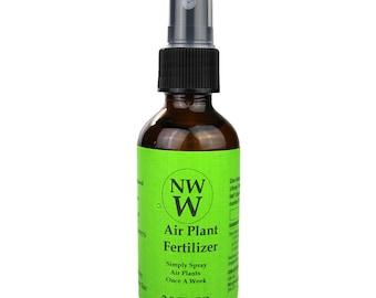Tillandsia Air Plant Fertilizer / 2 Oz / 8 Oz Spray Bottle