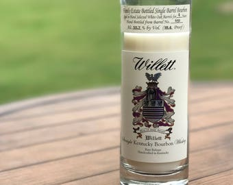 Willett Single Barrel Bourbon Candle