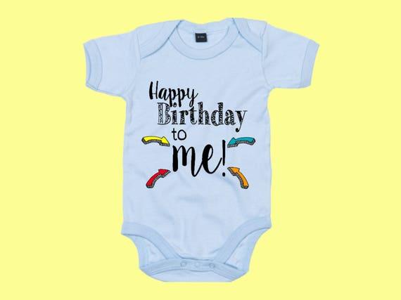 36a29fce5d2f Birthday onesie Birthday bodysuit birthday gift unisex baby