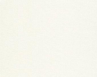 "KONA Wide Back - Bone - by Robert Kaufman - 100% Cotton 108"" wide"