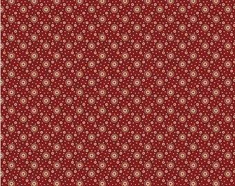 "Repro Red (R3118 Red) - Rubie's Rings - Sheryl Johnson 44"""