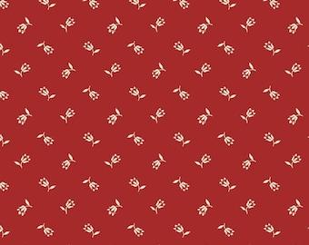 "Repro Red (R3123 Red) - Tilliy's Tulips - Sheryl Johnson 44"""