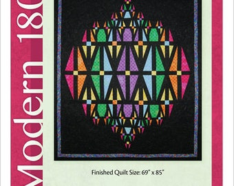 Modern 180 - Bauble - by Running With Scissors Quilters