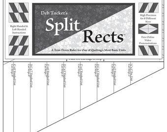 Deb Tucker's Split Rects - Studio 180 Design