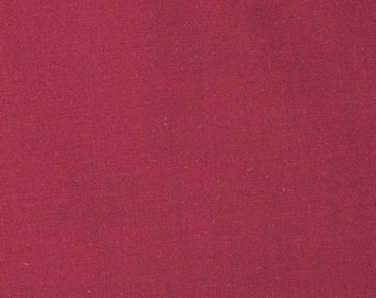 "KONA BORDEAUX   by Robert Kaufman - 100% Cotton 44"" wide"