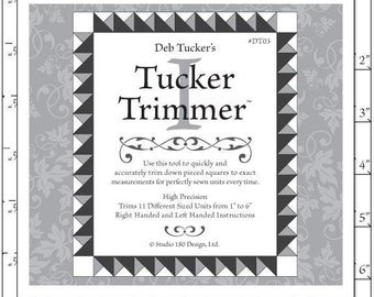 Deb Tucker's Tucker Trimmer I - Studio 180 Design