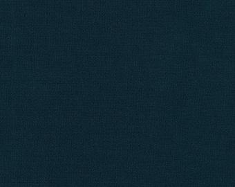 "KONA INDIGO by Robert Kaufman - 100% Cotton 44"" wide"