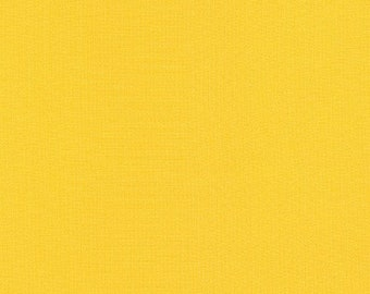 "KONA CANARY by Robert Kaufman - 100% Cotton 44"" wide"