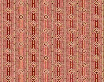 "Repro Red (R3113 Tan) - Lottie's Lines - Sheryl Johnson 44"""