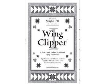Deb Tucker's Wing Clipper I - Studio 180 Design