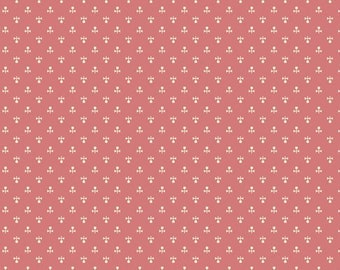 """Repro Red (R3114 Pink) - Sadie's Sprouts - Sheryl Johnson 44"""""""