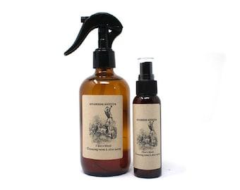 Cleansing room & altar spray - Thor's blend - consecration ritual, pagan spray, viking spray, norse spray, asatru spray
