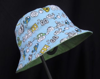 Newborn Bucket Hat - Various ab572e7b71e8