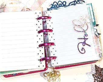 Happy planner accessories | Etsy