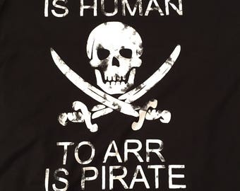 Pirate Tshirt