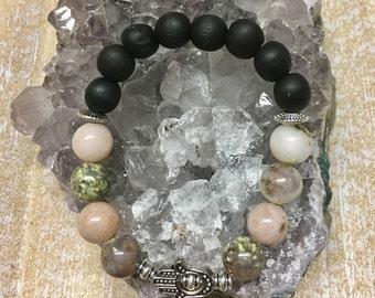 Mala Bracelet Meditation Bracelet Beaded Bracelet