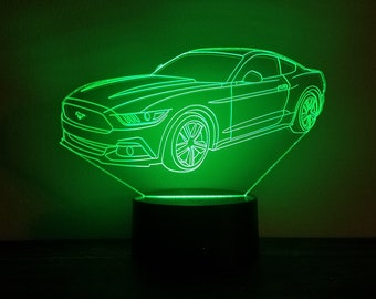Ford Lamp Etsy