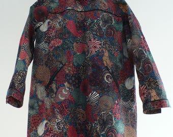 BONPOINT GIRL'S LIBERTY elegant dress / floral / Liberty of London / new / 4 years