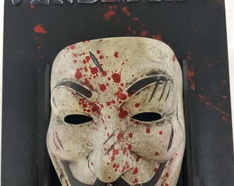Mask Anonymous lived