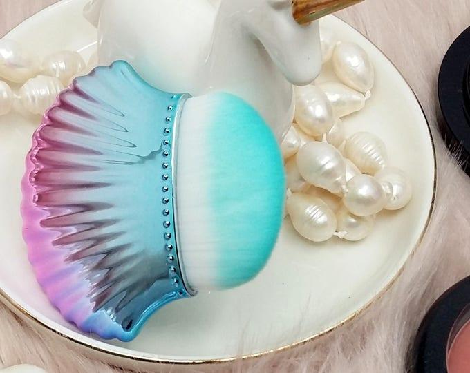 Pennello a tema Sirena per Make Up