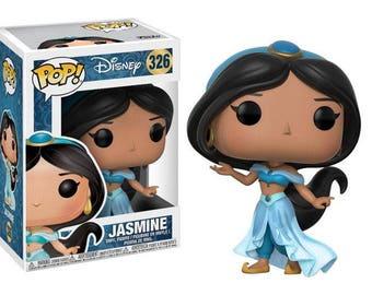 Princess Jasmine from Disney Movie Aladdin - POP Funko Figure 10 cm