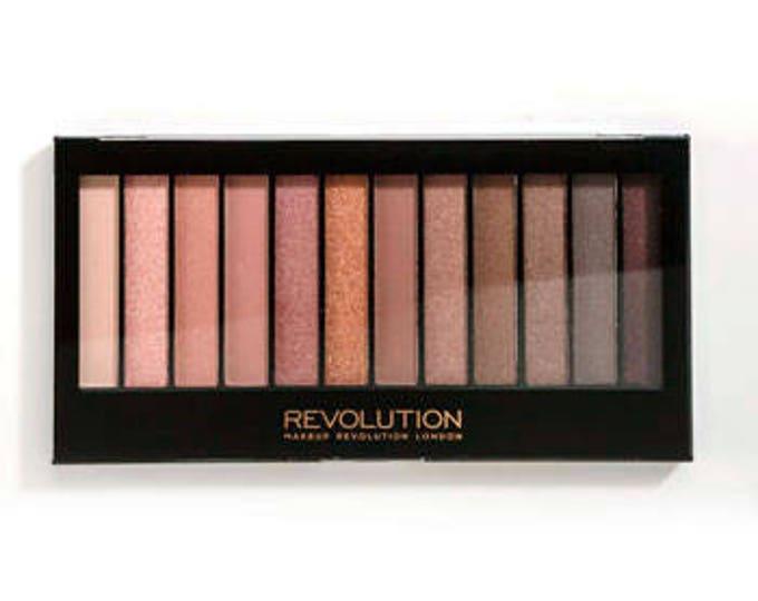 ICONIC 3 Palette - Make Up Revolution - MUR