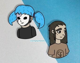 Sally Face Etsy