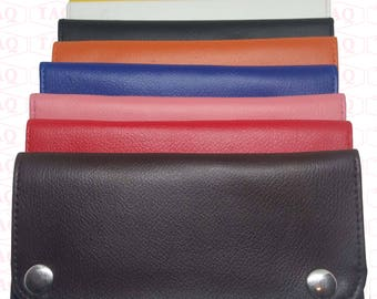 Leather Faux High Quality Tobacco Pouch
