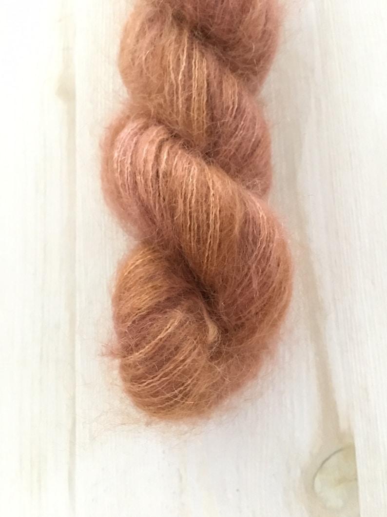 Nr 25 Polyamid 100g 3.5 oz A262 SockYarn,handdyed  75 Wool