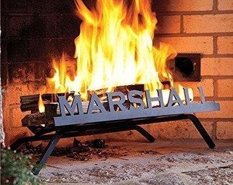 Fireplace Grate Etsy